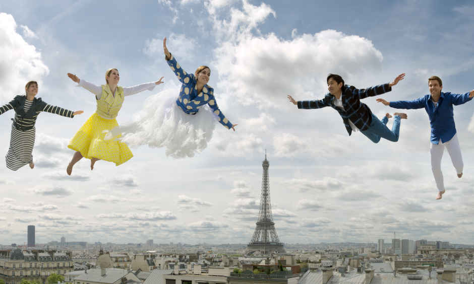li wei Pernod Ricard Grand Palais Paris Photo Galerie Dock Sud 2015